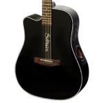 Boulder Creek Guitar, ECR1B-L Solitaire, Lefty