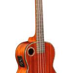 Riptide Ukulele, Tenor, Mahogany Acoustic-Electric EUT-5NG
