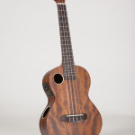 Riptide Ukulele, Tenor, Mahogany Acoustic-Electric EUT-5NS