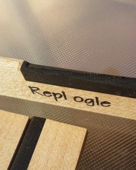 Replogle Reso Maple Saddles
