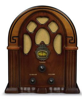 Companion Radio – Walnut CR31D-WA