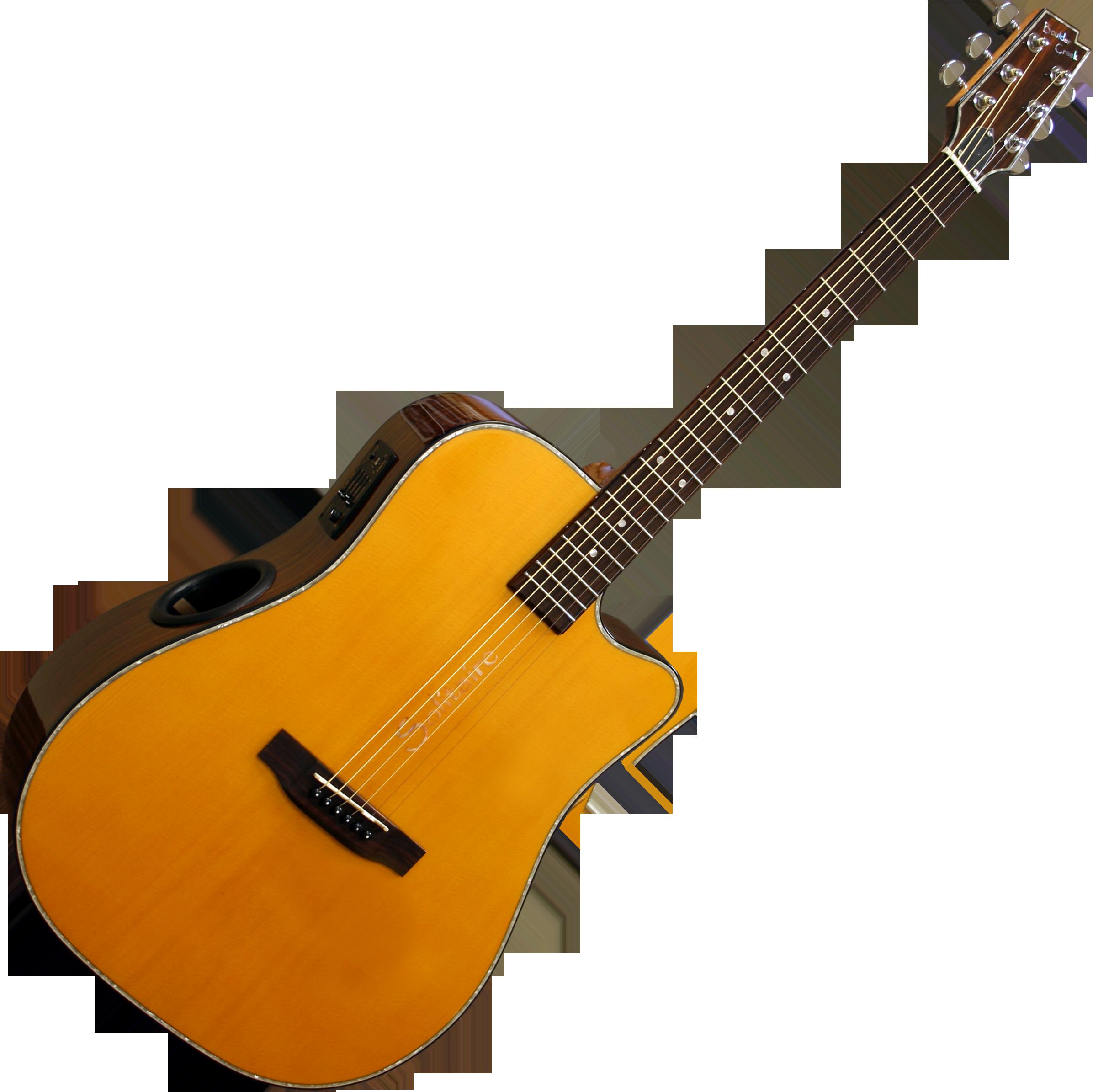 Coming Soon! Boulder Creek Guitars